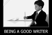 writing / by Heather Hancock