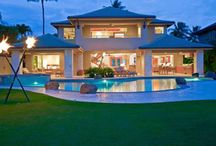 Top Luxury Homes on Maui / Check out our favorite luxury homes on the island of Maui, HI. / by VacationRoost