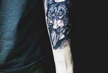 Endangered Gray Wolf / by Tatzoo Project