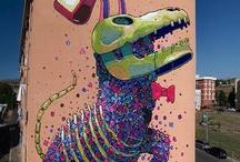 Street Art / by Gillian Nowlan