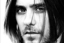 """Jared Leto ♥ I love you ♥ / """"I live by the rule that you should follow your dreams… no matter what you do, you should follow your dreams"""" -Jared Leto / by Antonella A. Leto ♥"""