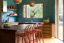 Dreaming of a New Kitchen / by Sharon Robinson