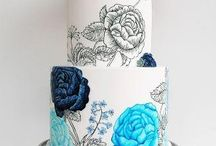 Decorated cakes part two / by Dixie Lixie