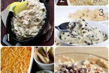 Food ~ Party Dips / by Marie Bizub