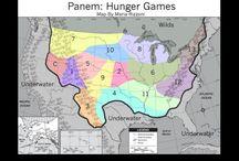 Hunger Games / by Samantha Schipman