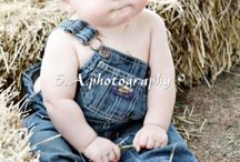 6 months to a year old photography / by Capturing the Moments by Catherine Collins