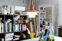 WORKSPACES / by Adrienne » Eclectic A