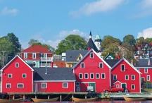 Nova Scotia / by Vacay.ca