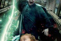 Harry Potter Fever / by faith