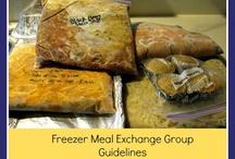 Good Eats - Freezer Meals / by Janel Icenogle