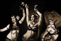 Tribal Belly dance / by Betty Galore