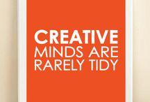 Inspiration words / by Sophie Richard-Ferderber