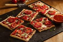 pizza / by Heidi Lavorato
