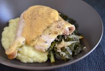 Food - Recipes for Whole Chickens / by Emily Chapelle
