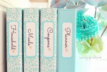 Organization / by Courtney Coover