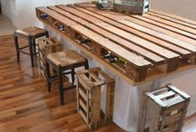 I love pallets / by Roberta Descalzo