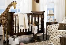 Baby Nurseries and Children's Rooms / Sweet Rooms for Kidlets / by T. Almon