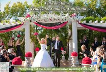 Blue Skies / Villa de Amore is located in the Temecula Valley in Southern California.. These images are a clear (pun intended) demonstration of the beautiful year round weather the Villa enjoys! / by Villa de Amore California Weddings