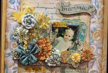 Scrapbook pages / by Cheryl Himmel