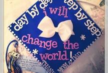 Graduation Hats C/O '16 / by Gabby Villarreal