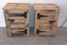 DIY wood / by Tammy Lejeune