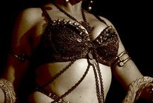 Favourite Bellydancers / by Stephanie Blank