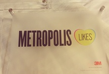 Metropolis Likes 2013  / As seen at major design shows like KBIS, ICFF and NeoCon, the favorites of Metropolis Magazine editors and signs made by #3Mam / by 3M Architectural Markets
