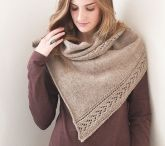 Shawls that Rock! / Take a peak in here for inspiration. Shawls knit/crocheted with all weights of yarn and with all levels of ability!  / by Spinnin' Yarns
