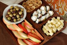healthy snacks / by Rhonda Tadin