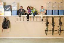 Garage Storage Ideas- Design / by Sheleen Broaddus