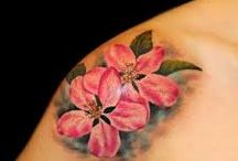 Apple blossom tat / by Kristie Orchard-Lindblom
