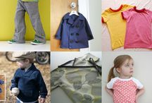 kids clothing and accessory tutorials / by Penny Warner