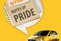 Notes of Pride / by Tata Vista