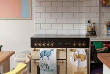 Kitchen... / by abigail*ryan