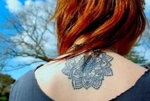 Tattoo♥ / by Mica Fernandez