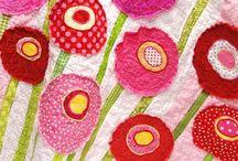 make [fabrics. fibers] / by appliqueaday