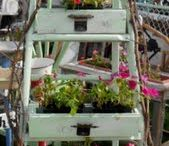 Gardens Galore & Outdoor Decor / by Hillary Tranbarger