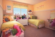Girls Bedroom / by Lisa Cox