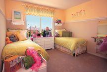 Girls Bedroom / by Lisa Cox