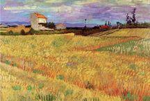 Vincent Van Gogh / by Joe Hilley