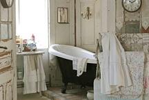 Master bath ideas / by Heidi Monyok Newlin