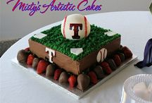 cakes / by Vickie McQueen
