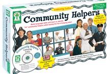 Community Helpers / by Meagan Waters