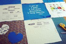 T-Shirt Quilts / by Carla Ward