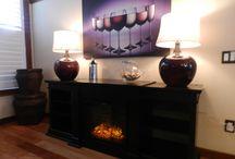 Dining Room / Stephanie K Mader Designs / by Stephanie Mader