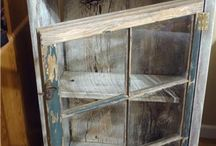 Old Wood Ideas / by Lacie Vanover