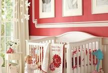Little Girl Rooms / by McKenzie Lopez
