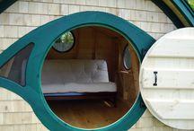 <3 Dream Wedding! loljk it's pictures of hobbit holes. / by Trey Summerlin