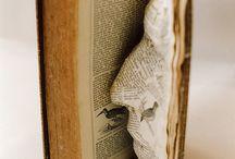 Book art / by Keri Speidel (Creative Genius Art)