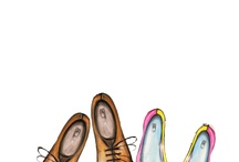A. shoes / by Helga Hlynsdottir
